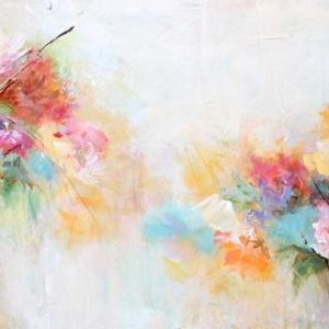 """A Splash of Spring"" 16x40 Available through UGallery.com"