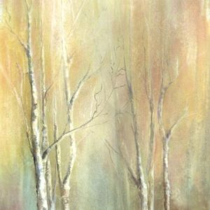 """Birch Trees"", 24x36, price on request"