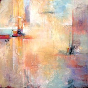 """From Sunrise to Sunset"", 48x48, price on request"