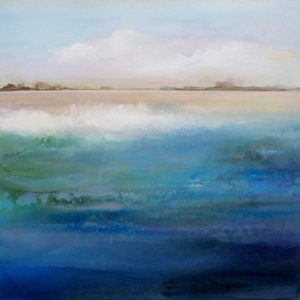 """Shoreline"", 24x24, price on request"