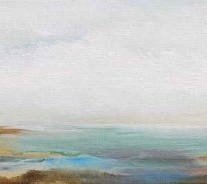 """Water's Edge 2"", 8x24, price on request"
