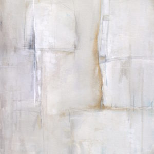 """White on White"", 30x40, price on request"